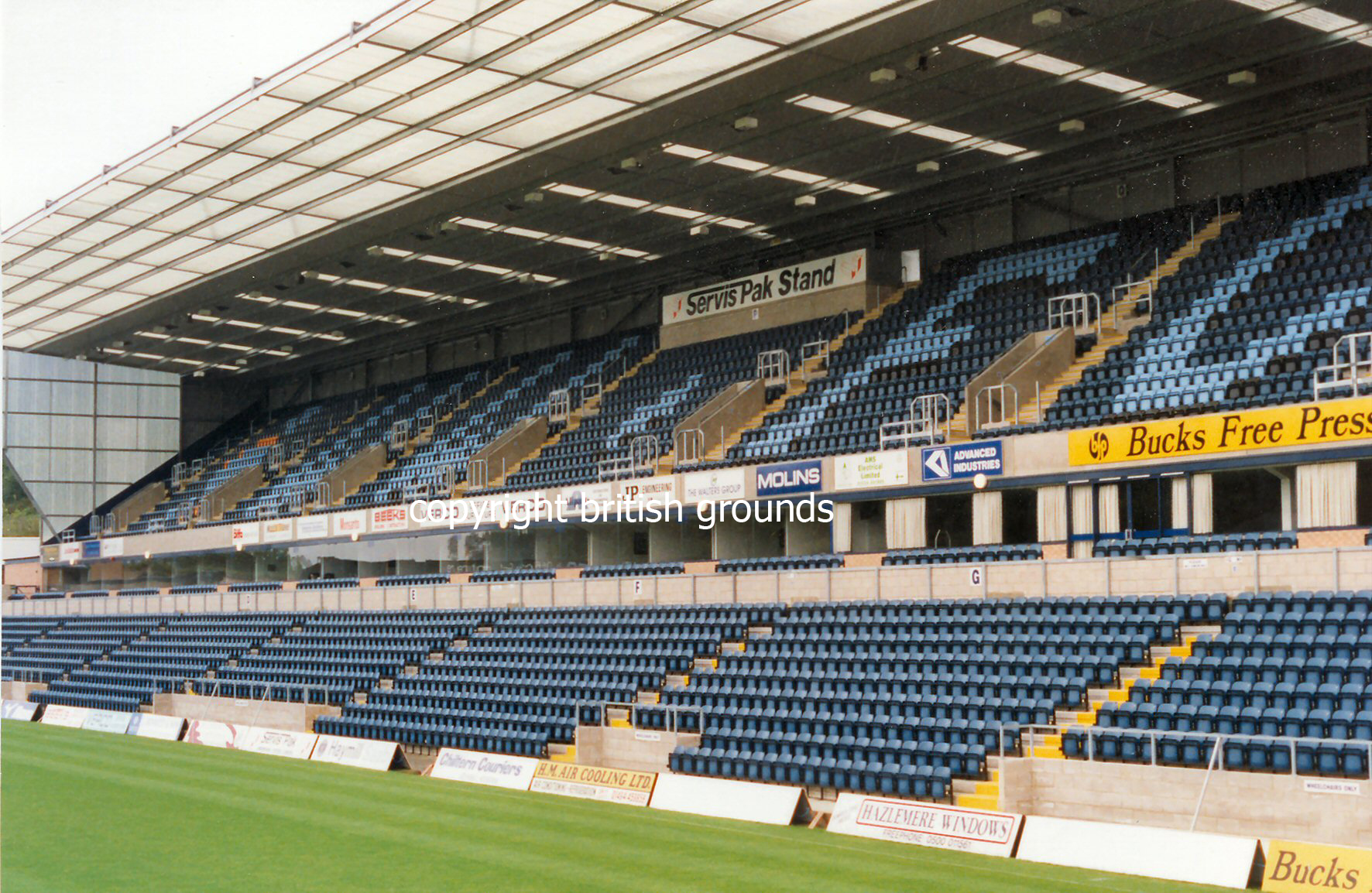 Wycombe Wanderers The Beautiful History